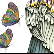 SoulWorks spiritual art giclee prints at devaart.com