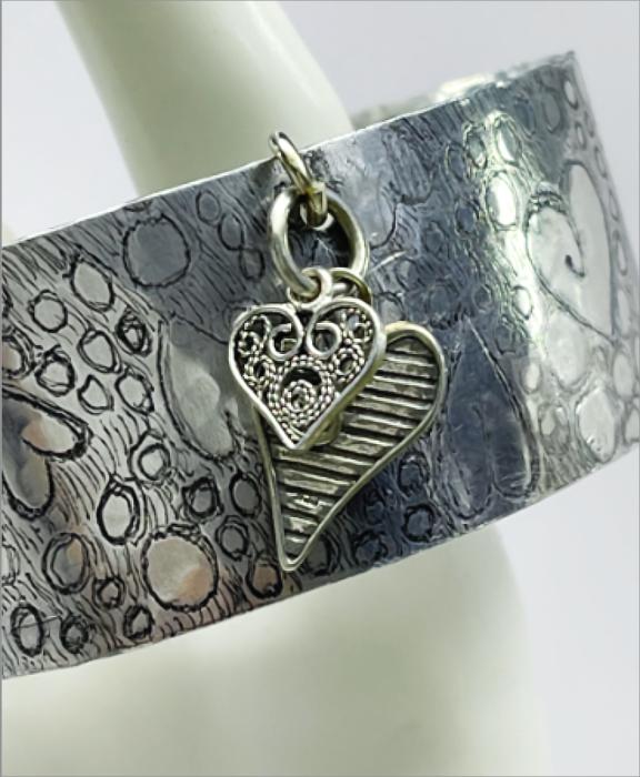 Artisan Handmade Cuff Bracelet